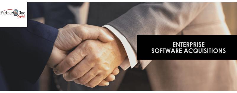 enterprise software acquisitions