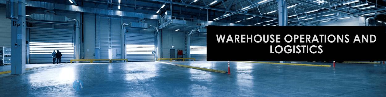 warehouse operations and logistics